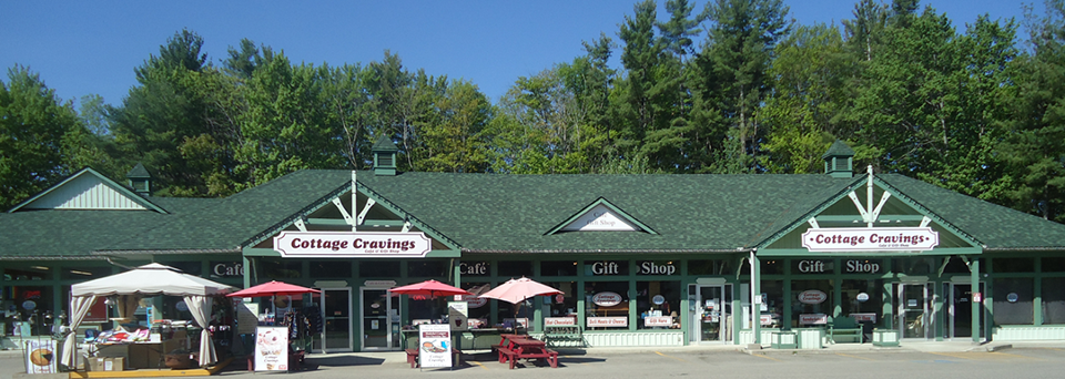 Cottage Cravings Exterior